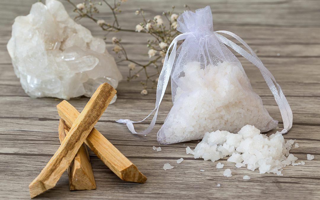 Cuidado y limpieza de tus piedras