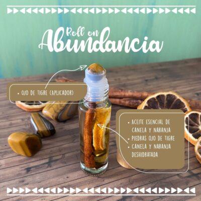 roll on abundancia